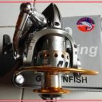 Harga Reel Golden Fish Silver King dan Spesifikasi Terupdate