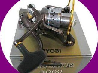 Harga Reel Ryobi Zauber 3000 Dan Spesifikasi
