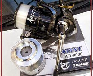 Daftar Harga Reel Pioneer 8000 dan Spesifikasi Terupdate
