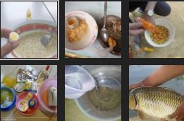 Umpan Essen Galatama Ikan Mas Malam Hari