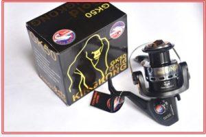 Harga Reel Golden Fish Kingkong 3000 dan Spesifikasi Terbaru