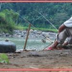 Cara Memancing yang Benar Di Sungai
