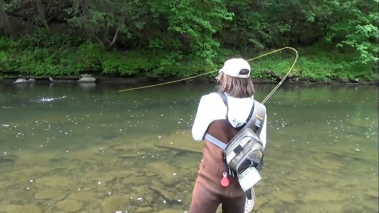 Cara Mancing Dengan Fly Fishing