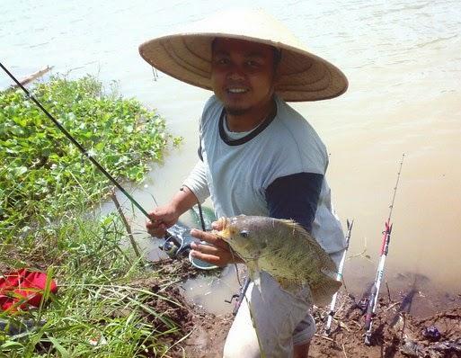 Cara Mancing Jitu Ikan Nila di Segala Lokasi