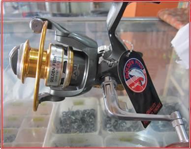 Harga Reel Golden Fish Weapon 51X dan Spesifikasi Lengkap