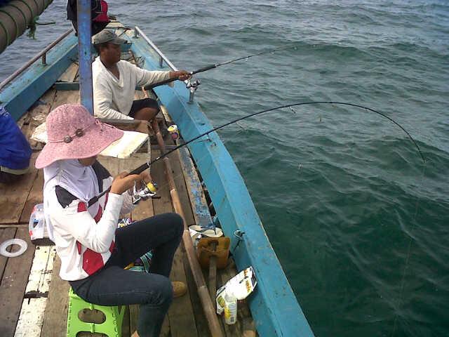 Cara Mancing Di Laut Dalam